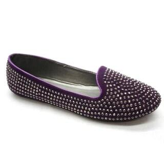 Blue Women's 'Heff' Smoker Loafers