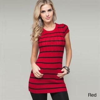 Stanzino Women's Striped Sweater