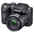 Samsung WB100 16.2MP Black Digital Camera