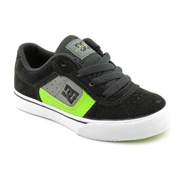 DC Boy's 'Cole Pro' Regular Suede Athletic Shoe