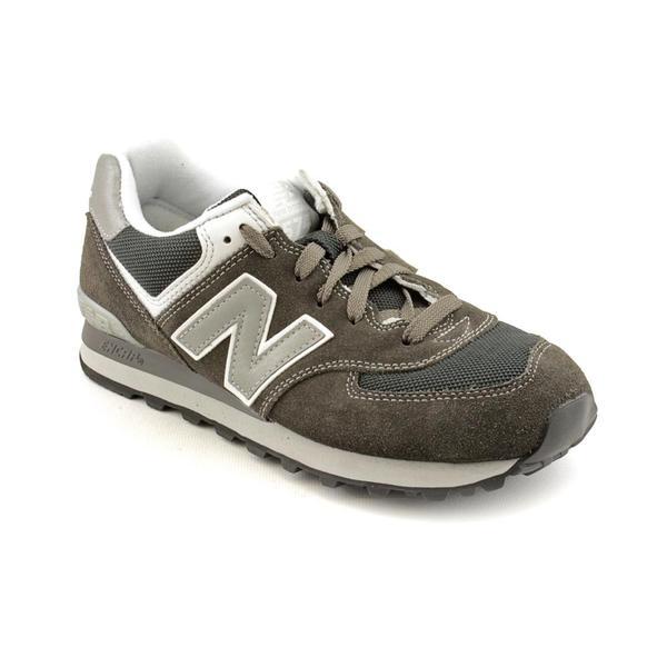 New Balance Men's 'ML574' Regular Suede Athletic Shoe - Wide