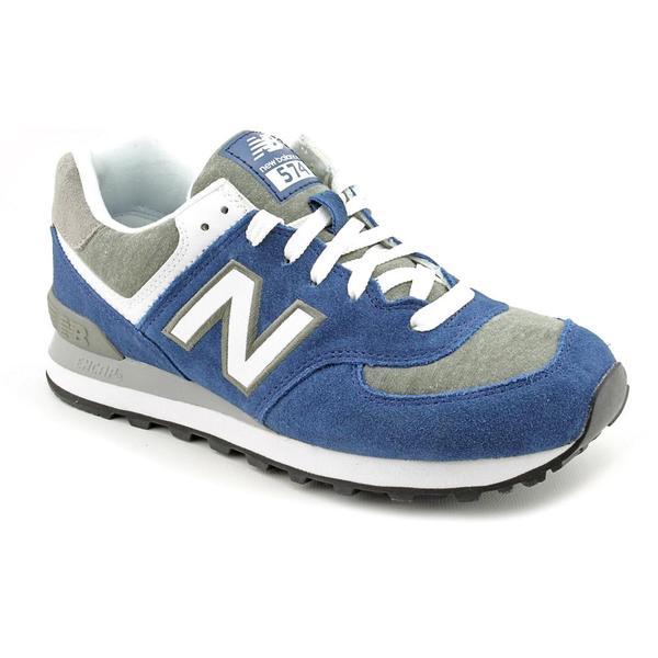 New Balance Men's 'ML574' Regular Suede Athletic Shoe