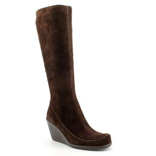 Aerosoles Women's 'Gather Round' Regular Suede Boots