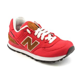 New Balance Women's 'WL574' Regular Suede Casual Shoes