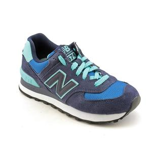 New Balance Women's 'WL574' Regular Suede Casual Shoes