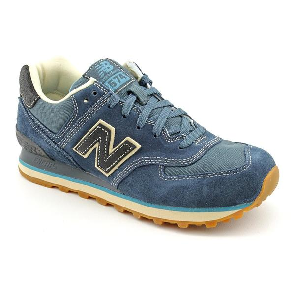New Balance Men's 'ML574' Regular Suede Athletic Shoe