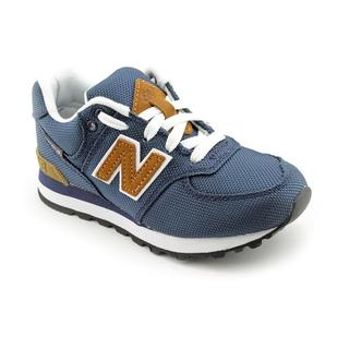 New Balance Boy's 'KL574' Basic Textile Athletic Shoe