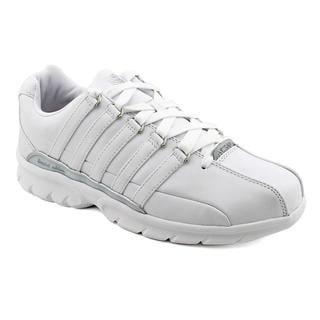 K Swiss Men's 'Makuno' Leather Athletic Shoe