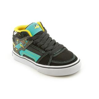 Etnies Boy's 'Phineas and Ferb RVM VULC' Regular Suede Athletic Shoe