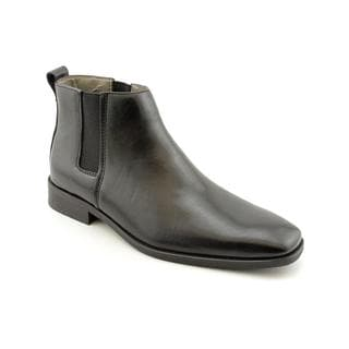 Calvin Klein Men's 'Galen' Leather Boots