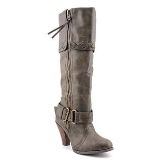 Not Rated Women's 'Wild West' Faux Leather Boots