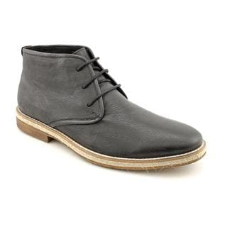 Kenneth Cole NY Men's 'Braid Up' Leather Boots