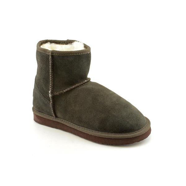 Ukala Women's 'Sydney Mini' Regular Suede Boots