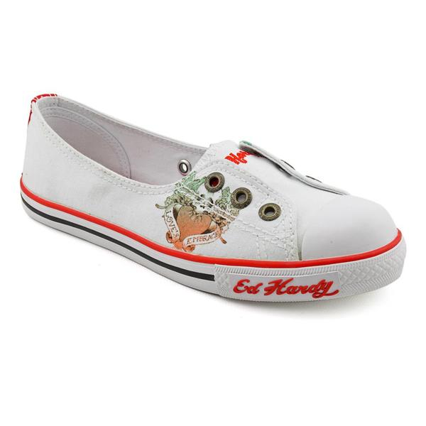 Ed Hardy Women's 'Newonce' Basic Textile Casual Shoes