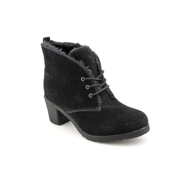Brilliant Women's 'Octavia' Regular Suede Boots