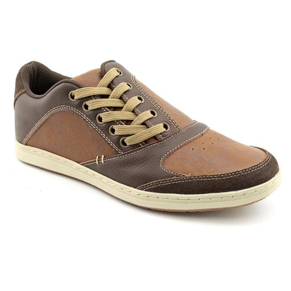 Steve Madden Men's 'Dram' Leather Casual Shoes