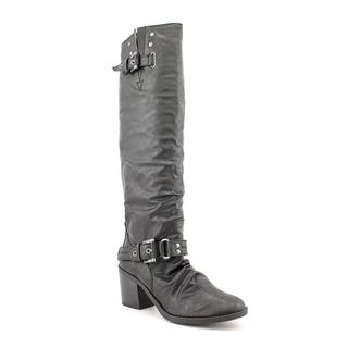 Style & Co Women's Black 'Amuse' Man-Made Boots