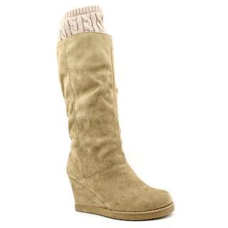 R2 By Report Women's 'Stewie' Fabric Boots