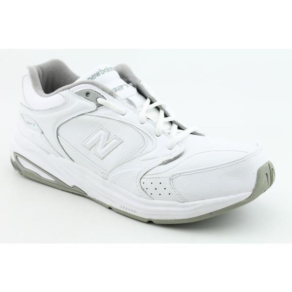 New Balance Men's 'MW927' Leather Athletic Shoe - Extra Wide