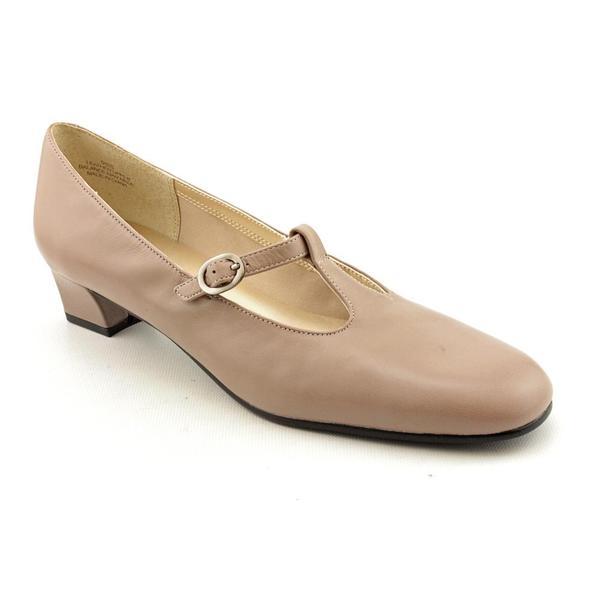 David Tate Women's 'Tania' Leather Dress Shoes - Extra Narrow