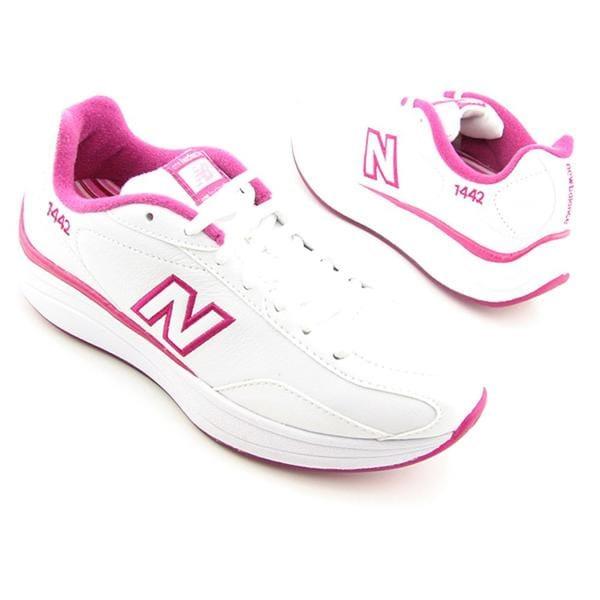 New Balance Women's 'WW1442' Leather Athletic Shoe - Wide