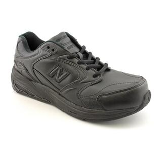 New Balance Women's 'WW927' Leather Athletic Shoe - Wide (Size 5)