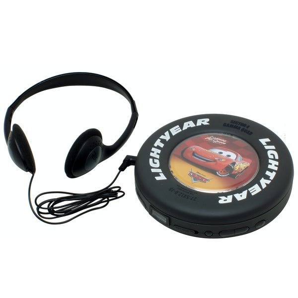 Disney CARS BoomBox with AM/FM Radio