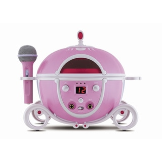 Disney Princess Sing-Along CD Boombox