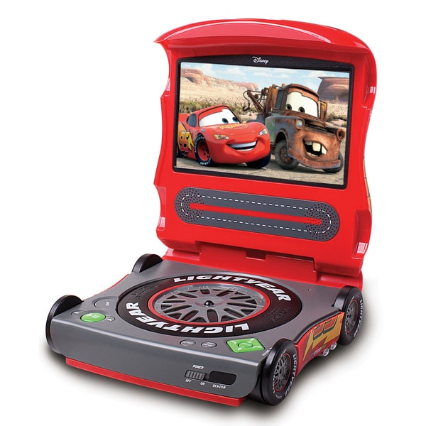 "Disney Cars 2 7"" DVD Player"