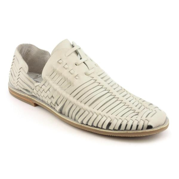 Steve Madden Men's 'Reston' Leather Casual Shoes (Size 12)
