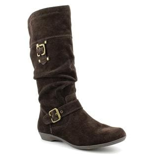 White Mountain Women's 'Bully' Regular Suede Boots