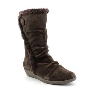 Giani Bernini Women's 'Sicilia' Regular Suede Boots