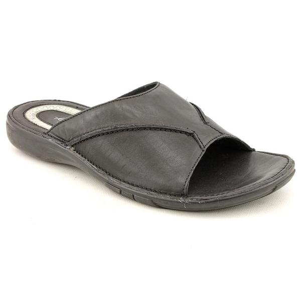 Kenneth Cole NY Men's 'Shape-R' Leather Sandals (Size 9)