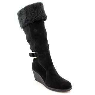 Tahari Women's 'Jenny' Regular Suede Boots