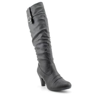 Rampage Women's 'Estafania' Synthetic Boots (Size 8.5)