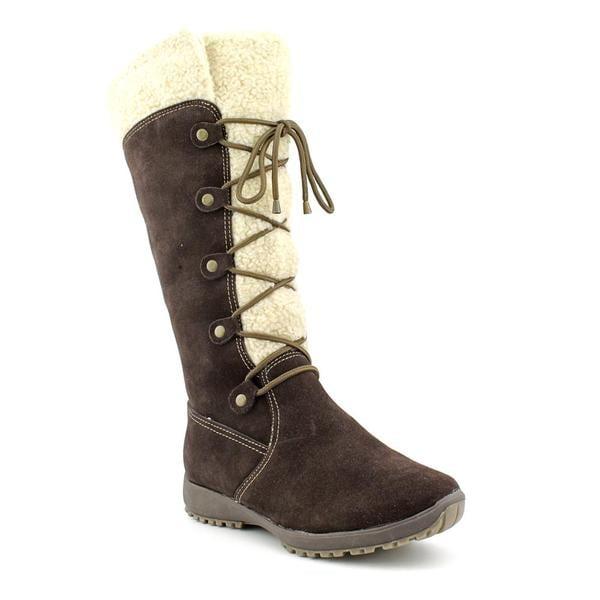 Brilliant Women's 'Renee' Regular Suede Boots