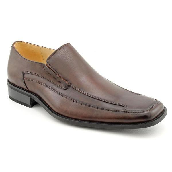 Steve Madden Men's 'Kyng' Leather Dress Shoes (Size 9)
