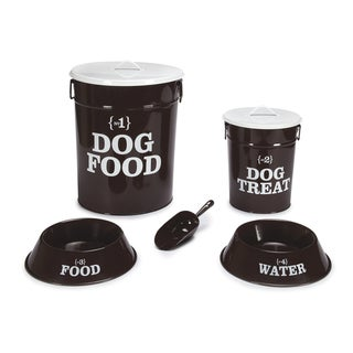 Pet Studio No.1 Dog Dining Coffee Collection