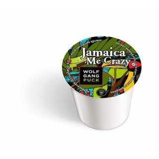 Wolfgang Puck 'Jamaica Me Crazy' K-Cup Coffee