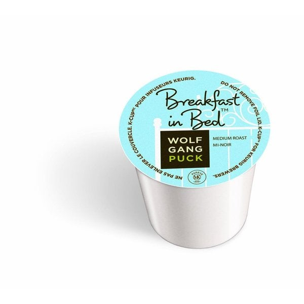 Wolfgang Puck 'Breakfast in Bed' Coffee K-cups