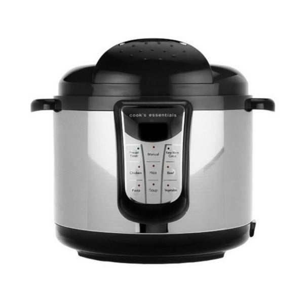 Cook's Essentials 5-quart Digital Pressure Cooker (Refurbished)