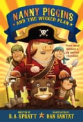 Nanny Piggins and the Wicked Plan (Paperback)