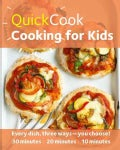 Quick Cook Recipes for Kids (Paperback)