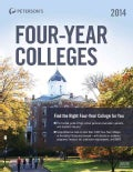 Peterson's Four-Year Colleges 2014 (Paperback)