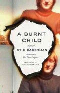 A Burnt Child (Paperback)