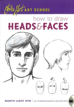 How to Draw Heads & Faces (DVD video)