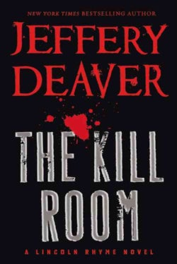 The Kill Room (Hardcover)