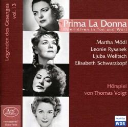 LA PRIMA DONNA - VOL. 13-LEGENDS OF SONG