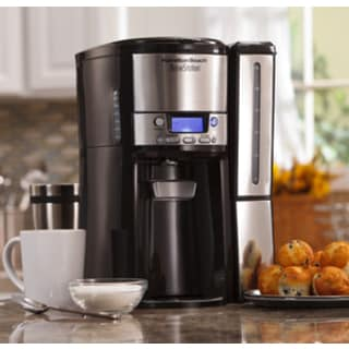 Hamilton Beach 47950 BrewStation 12-cup Dispensing Coffee Maker with Removable Reservoir
