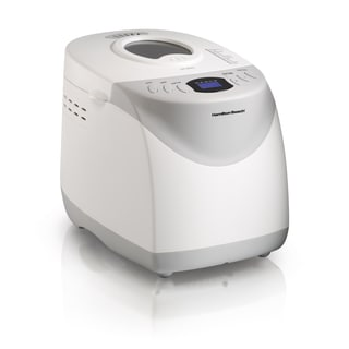 Hamilton Beach 29881 White HomeBaker Bread Maker